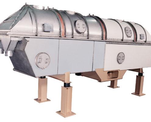 carman industries vibrating fluid bed processor for salt industry
