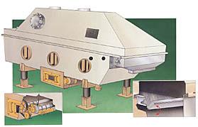 carman industries fluid bed dryer fluid bed cooler