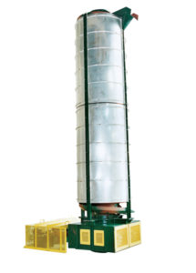 carman industries spiral elevator for metals