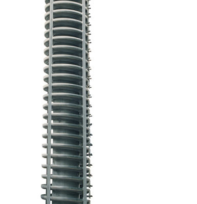 carman industries spiral elevator for food industry