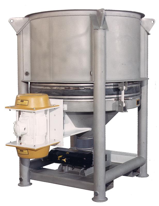 vibrating bin discharger chemicals