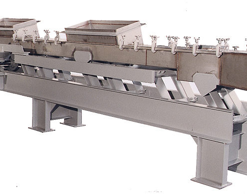 carman industries vibrating conveyor