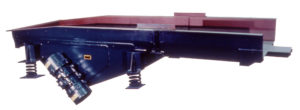 carman industries vibrating feeder for foundry industry