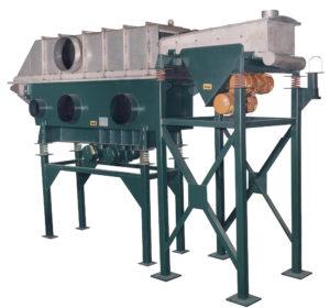 carman industries vibrating fluid bed dryer cooler
